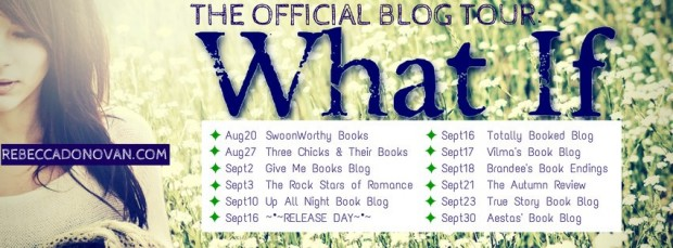 WhatIf BlogTour