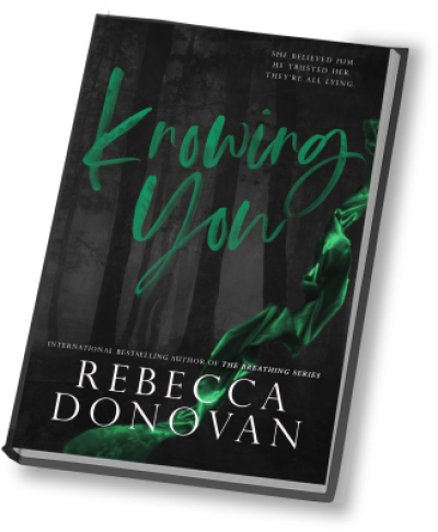 Knowing You 3D Cover